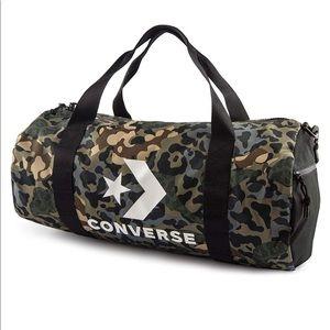 Converse Sport Duffle Large Bag Khaki AUTHENTIC
